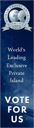 worlds leading exclusive private island 2018 - vote for us